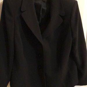 Black blazer jacket
